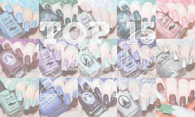 Best of nail polishes 2016