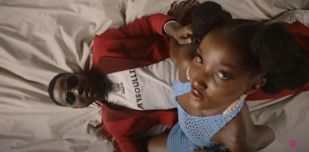 VIDEO | Otile Brown Ft. Kizz Daniel - Baby Go | Download New song