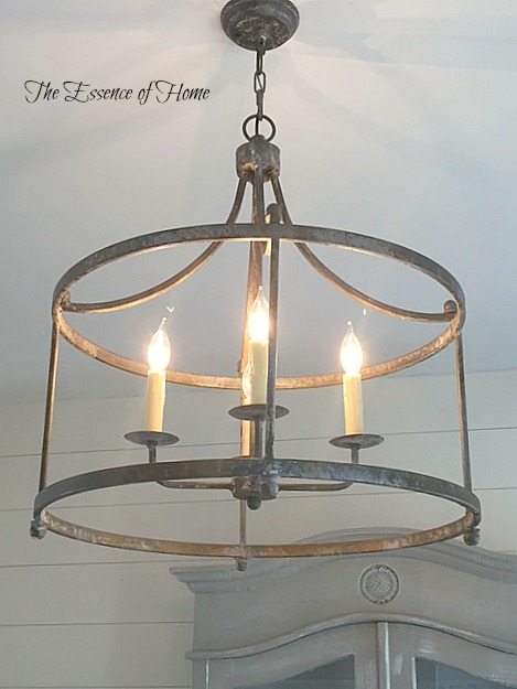 the essence of home old world lighting