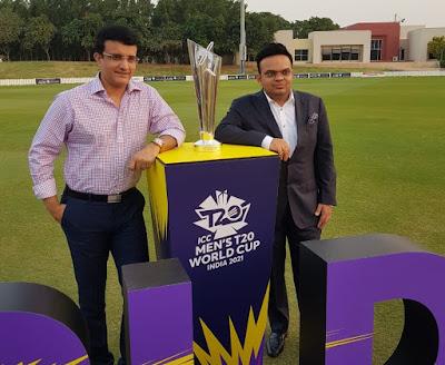ICC T20 World Cup 2021 Schedule, Fixtures, Team, Team, Venue, PDF, Point Table
