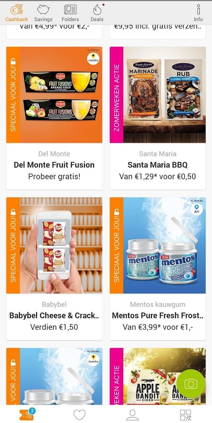Scoupy App, Krijg Geld Terug Met Deze App!