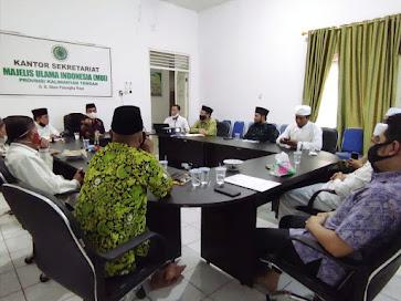 Sinergitas MUI Dan Ormas Islam Di Kalimantan Tengah