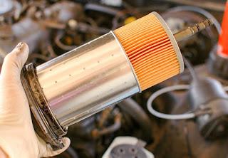 أضرار إهمال فلتر البنزين