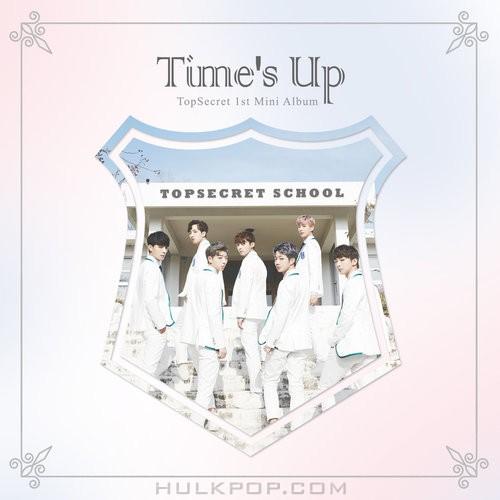 TST(TOPSECRET) – TOPSECRET  1st Mini Album 'Time`s Up'