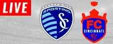 FC CincinnatiLIVE STREAM streaming