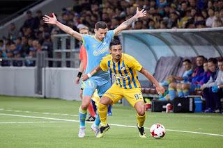 Φωτογραφίες αγώνα ASTANA 1-0 ΑΠΟΕΛ (1-1συν) (2-1πεν)