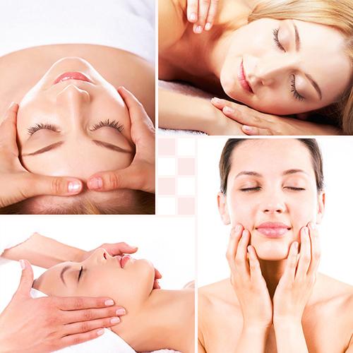 Massage 3 phút mỗi ngày để có một làn da trắng hồng