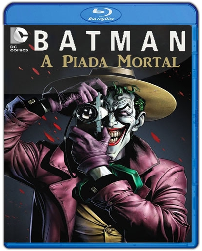Baixar Batman A Piada Mortal 1080p Dual Áudio Bluray Torrent