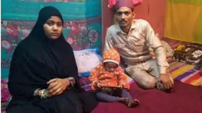 शाहीन बाग: मां विरोध में 4 महीने के बच्चे को लाती थी, ठंड के कारण मौत
