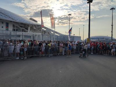 Sochi F1 Grand Prix 2020