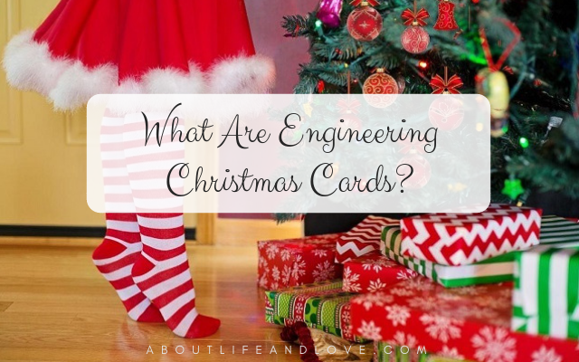 What Are Engineering Christmas Cards?
