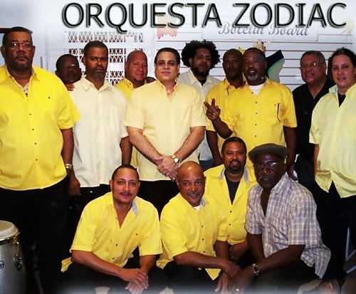 Lyrics de Orquesta Zodiac