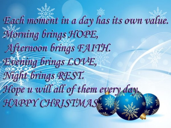 Christmas quotes everyone