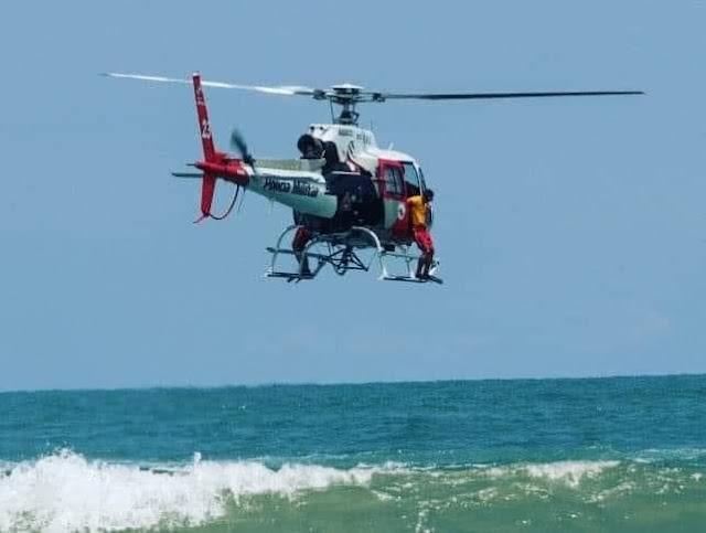 Sete pessoas morreram Afogadas em praias do litoral Paulista neste domingo