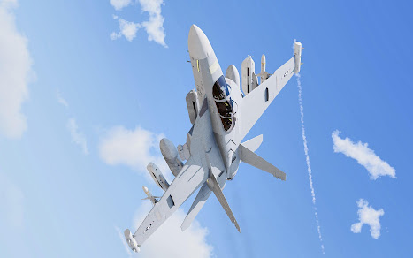Arma3用EA-18G Growler MOD