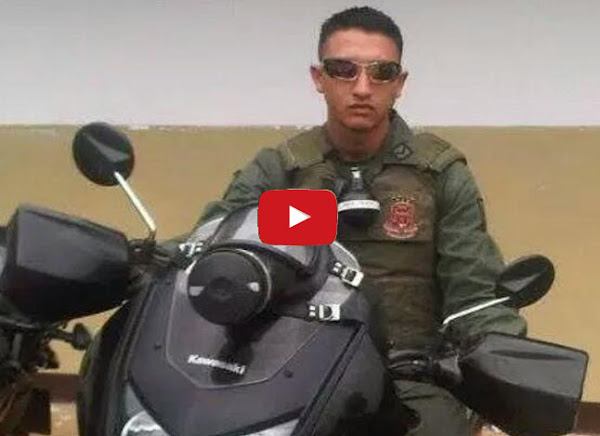 Mataron a un Guardia Nacional Asesino en Los Teques