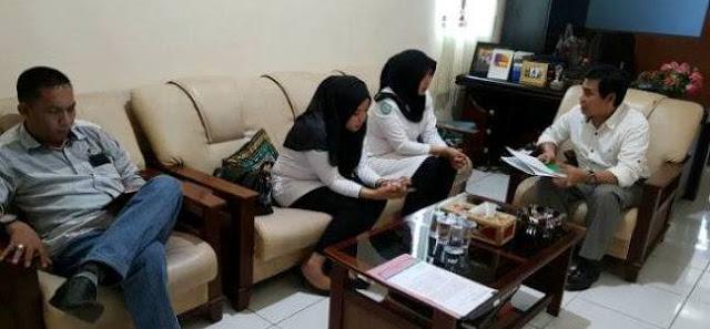 Mahasiswa STIE Wira Bhakti Makassar Ditanggung BPJS