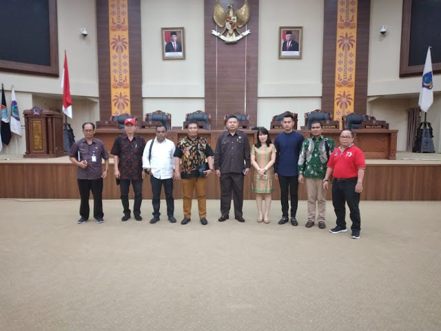 Sekwan Terima Banmus DPRD Jatim