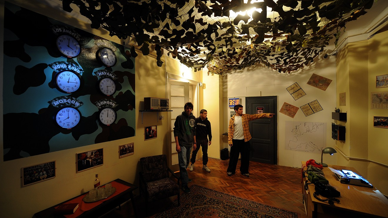 Escape Room Pretoria Team Building Pretoria