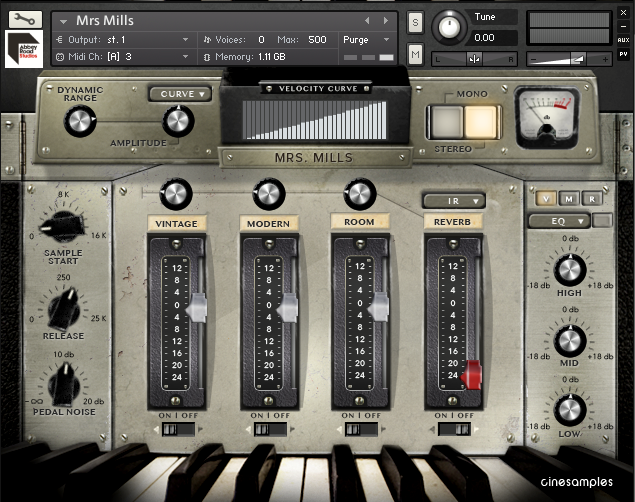 Cinesamples - Abbey Road Classic Upright Pianos ~ VST PEDIA
