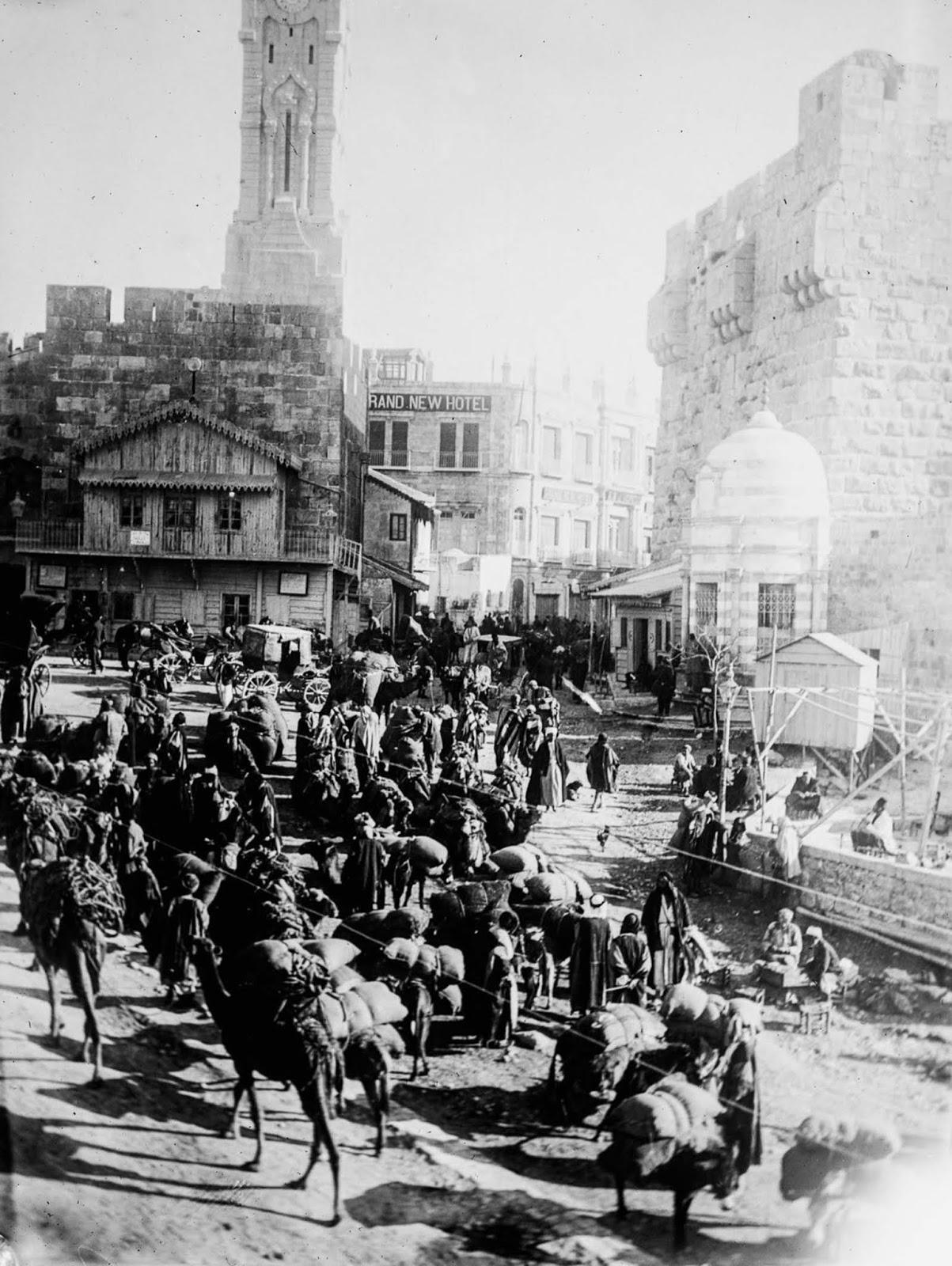 Jerusalem. 1910.
