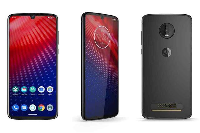 Motorola Moto Z4, Moto Z4