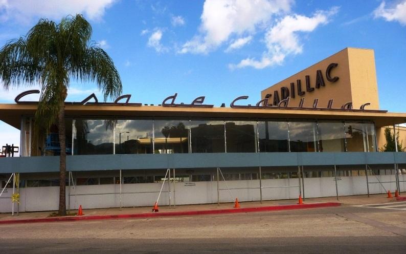 Casa De Cadillac Completes Sensitive Renovation San Fernando