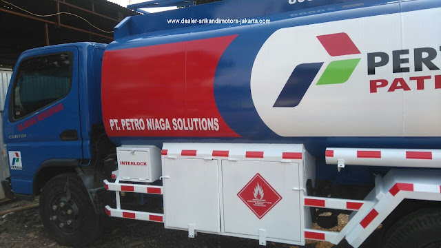 mitsubishi colt diesel tangki solar pertamina - 5000 liter - 8000 liter - 2019