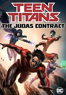 Baixar Jovens Titãs: O Contrato de Judas Dublado Torrent