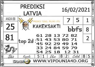 Prediksi Togel LATVIA DUNIA4D 16 FEBRUARI 2021