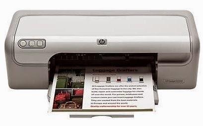 Download Printer Driver HP Deskjet D2466