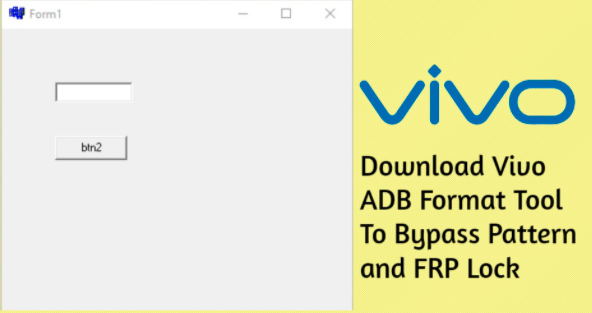 Vivo Adb Format Tool  Free Download 2021