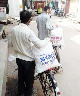 औरों से हटकर है जय मां वैष्णो देवी लंगर समिति का सेवा कार्य   #NayaSabera