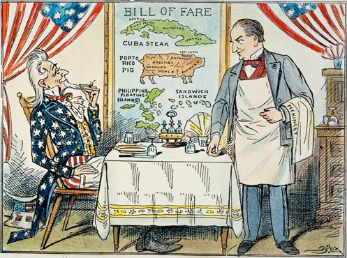 Constitution to imperialism
