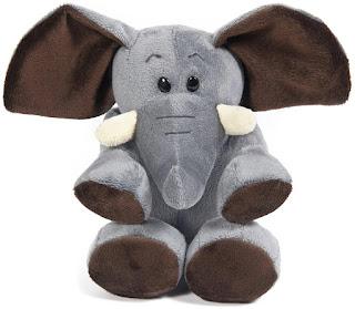 Plush Elephant Stuffed Animal