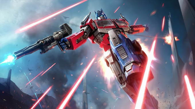 Plano de Fundo Optimus Prime