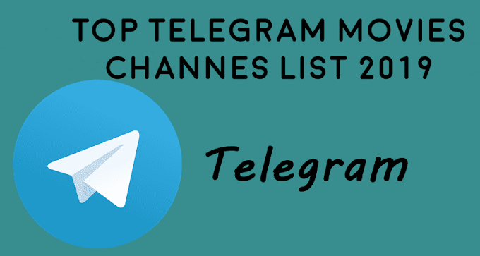 Top Telegram Movies Channels List 2019