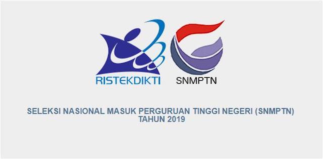 Syarat dan Jadwal Pendaftran SNMPTN 2019