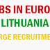 A Leading Company Hiring Lithuania, Europe - Large Recruitment 2020