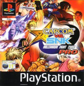 Download Capcom vs. SNK: Millennium Fight 2000 (Ps1)