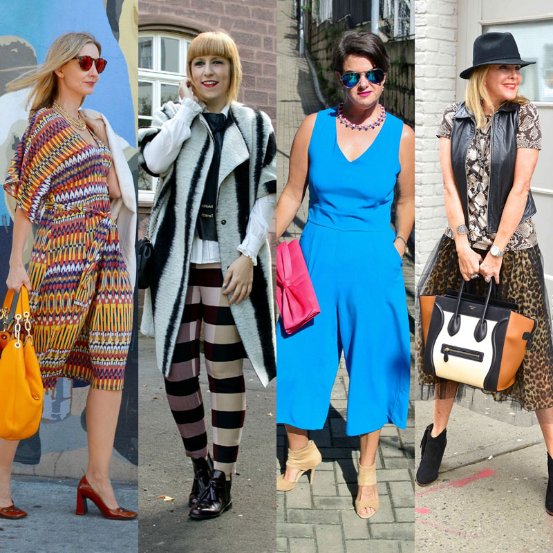 12 Colourful, Inspiring and Stylish Outfits From One Year of the #iwillwearwhatilike Link Up