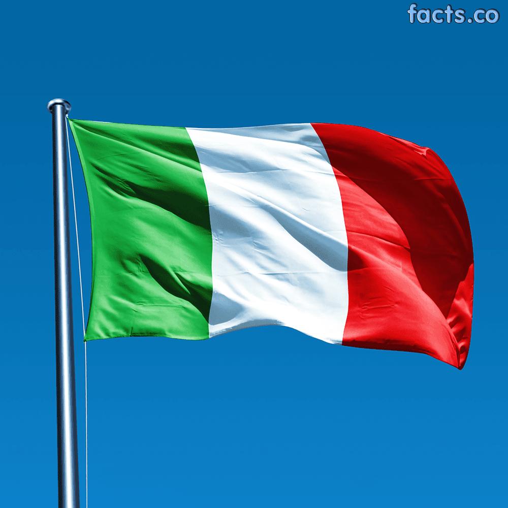 Italian Flag: Italy