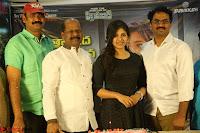 Anjali in Black Short Dress at Chitrangada Movie Success Meet 003.JPG