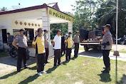 Polsek Ledo Siap Berikan Pengamanan Menjelang Pilkades Kecamatan Ledo