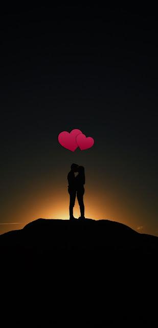 lover love Iphone wallpaper