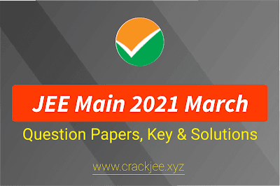 NTA JEE Main February Attempt Solutions and Key