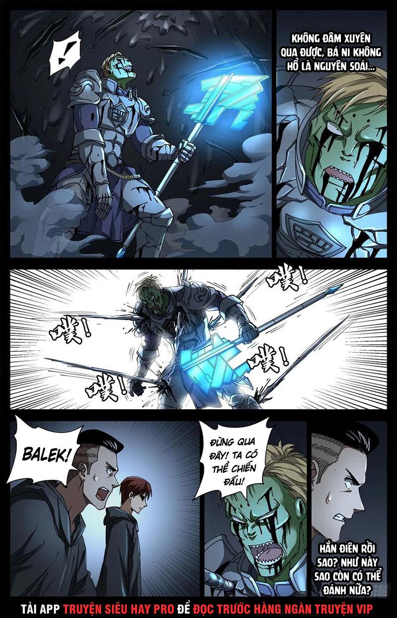 Huyết Ma Nhân chap 695 - Trang 12