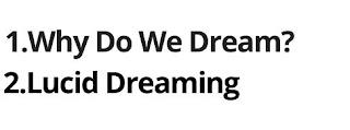 हमें सपने क्यों आते हैं, सपना क्या है, सपनों का रहस्य, ड्रीम क्या है, सपनों का राज,lucid dream,lucid dreaming,mystrious dreaming