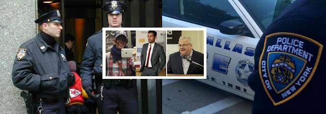 """ΝΕΟΣ ΔΙΑΣΥΡΜΟΣ από την Αστυνομία Ν.Υόρκης! Δεν έγιναν """"συλλήψεις"""" των δημοσιογράφων..."""