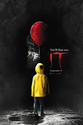 Poster film horor  It (2017)